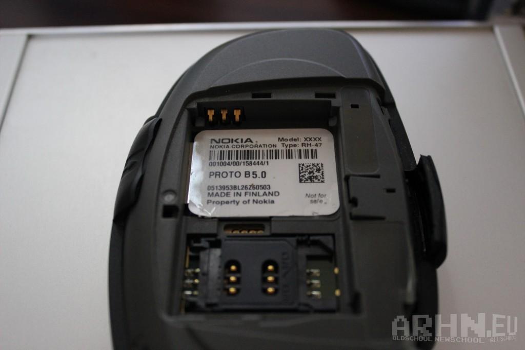 Nokia N-Gage QD Proto