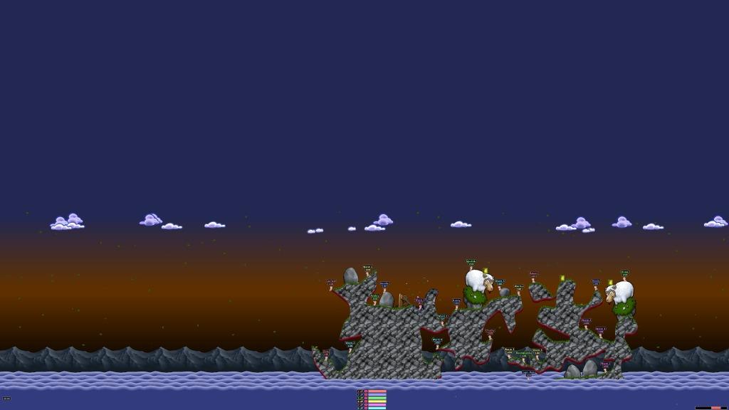 """Worms Armageddon 4K... Podtytuł tego wydania powinien nazywać się """"Wolne żarty""""."""