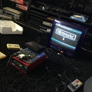 Famicom Disk System i Pegasus